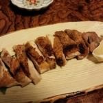 元祖 むらさき - 比内地鶏塩焼き