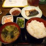 さかい - 焼き魚の焼きさば定食