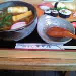 2706935 - カレーにゅうめん定食