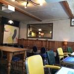 Cafe FLEUR - テーブル席ゾーン☆*:.。. o(≧▽≦)o .。.:*☆