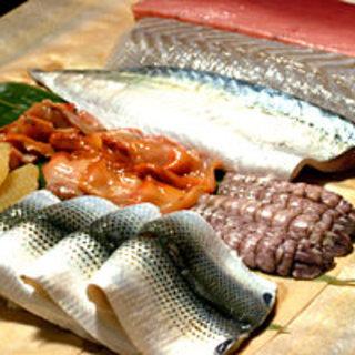 魚が好きだからこそこだわる!確かな目利きと丁寧な仕込み。