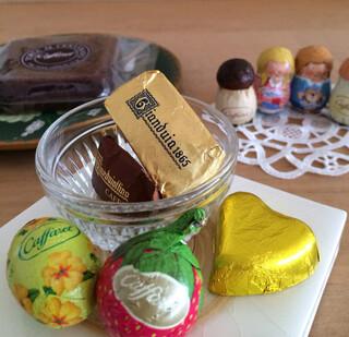 カファレル 神戸北野本店 - 購入したもの。いろいろ。