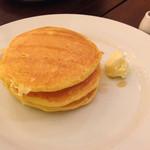 ワンドリップ - 卵とバターのクラシックパンケーキ(2014年4月)