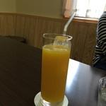 る・れーぶ - オレンジジュース