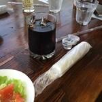 じょおれ - 料理写真:ランチのセットのコーヒー