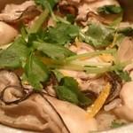 松好 - 牡蠣釜飯
