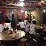 香港厨房 - 201405 香港厨房 2階席の様子
