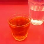 豚平 - 食後の嬉しいサービスの紅茶