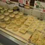 三代目 清水屋 - お豆腐コーナー