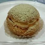 菓子 MIYANO - 料理写真:お米シュークリーム 米焼き・青きなこ 150円