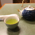 鰻 木屋 - お茶