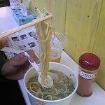 秋葉鶏排 - チーパイ麺