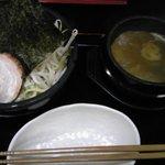 石鍋つけ麺 あつあつ - カレーつけ麺