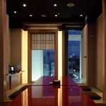 貴舟 - 【お月見】掘りごたつ/2~4名  窓から夜景が望める、接待や特別な日にぴったりの個室です。