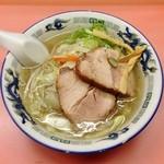味の大勝 - 塩ラーメン(550円)