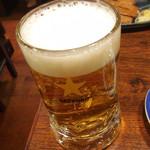 27083678 - 生ビール(2014年5月)