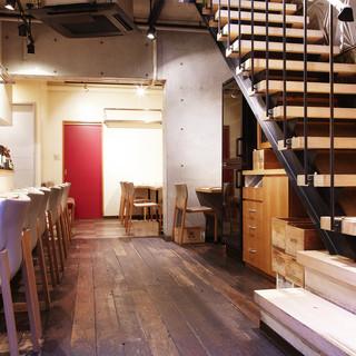 アットホームな雰囲気が魅力の隠れ家レストラン