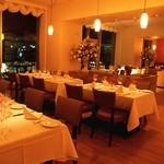 レストランREGINA - 着席、貸切パーティーなど最大140名まで承ります!