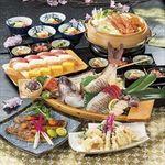 魚がし日本一 - 豪華築地コース