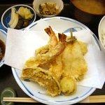 宇多川 - 上天ぷら定食