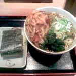 弥次喜多 - 天ぷらそばとおにぎり
