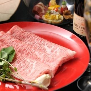 品質にこだわり。近江牛・飛騨牛・仙台牛のブランドを堪能。