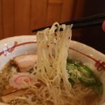 麺 玉響 - リフトアップ