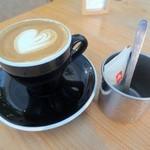 ブランチ コーヒー - カプチーノ