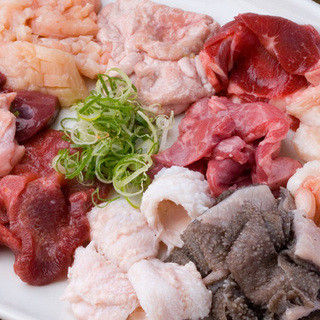 ◆満足コース(全69品食べ放題)2480円(税抜)