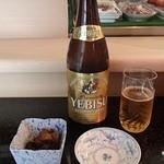 乃池 - まずはビールが好き❤