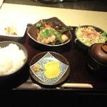 27093330 - 赤魚の甘酢あんかけ(2012.2)