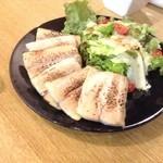 函館 海や - 太刀魚の焼き物
