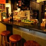 ブラジリアン食堂 BANCHO - 三軒茶屋の裏通りに位置する、隠れ家感たっぷりのお店