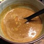 27094937 - つけ麺は濃魚でなく普通のでも濃厚というか、悪い意味で。。