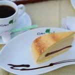 CAM ON - ケーキセット