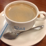 パステル - ホットコーヒー