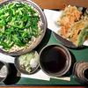 生そば 冨士川 - 料理写真:天にら