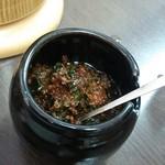 大江戸 - 特製辛味