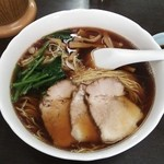 大江戸 - 醤油ラーメン
