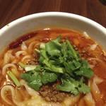唐朝刀削麺 - 麻辣刀削麺(2014/05)