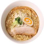 麺創研かなで・改 - 背脂醤油らーめん(2013年2~3月限定)