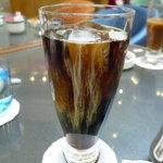 SATSUKI LOUNGE - ☆友人のアイスコーヒー(^v^)☆