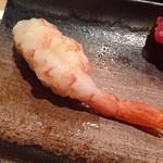 つかさ鮨 - 牡丹海老w