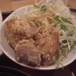 築地食堂 源ちゃん - 鶏唐揚げ