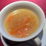 Bistroこば家し - 2014.4ランチセット スープ