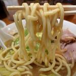 濃菜麺 井の庄 - 濃菜麺(750円)