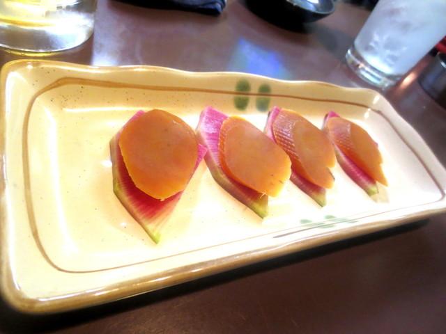 かんちゃん - からすみ¥500