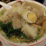 27109725 - 広州雲呑麺塩