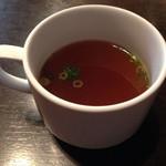 空とぶ子ブタ - ランチのスープ