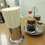 共楽 - テーブルセット